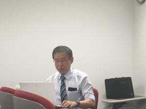 武田病院院長 武田龍太郎先生